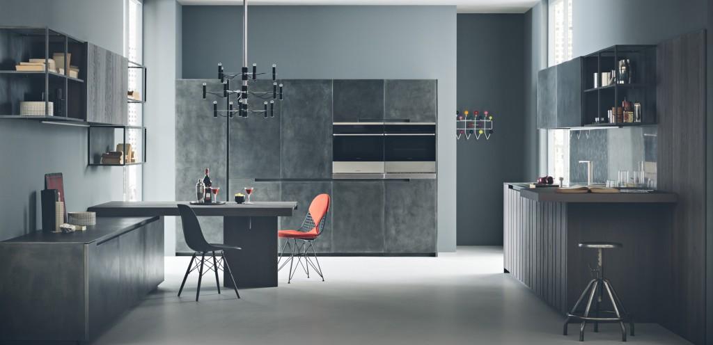 Ama i dettagli, scegli il tuo materiale, crea la tua cucina.