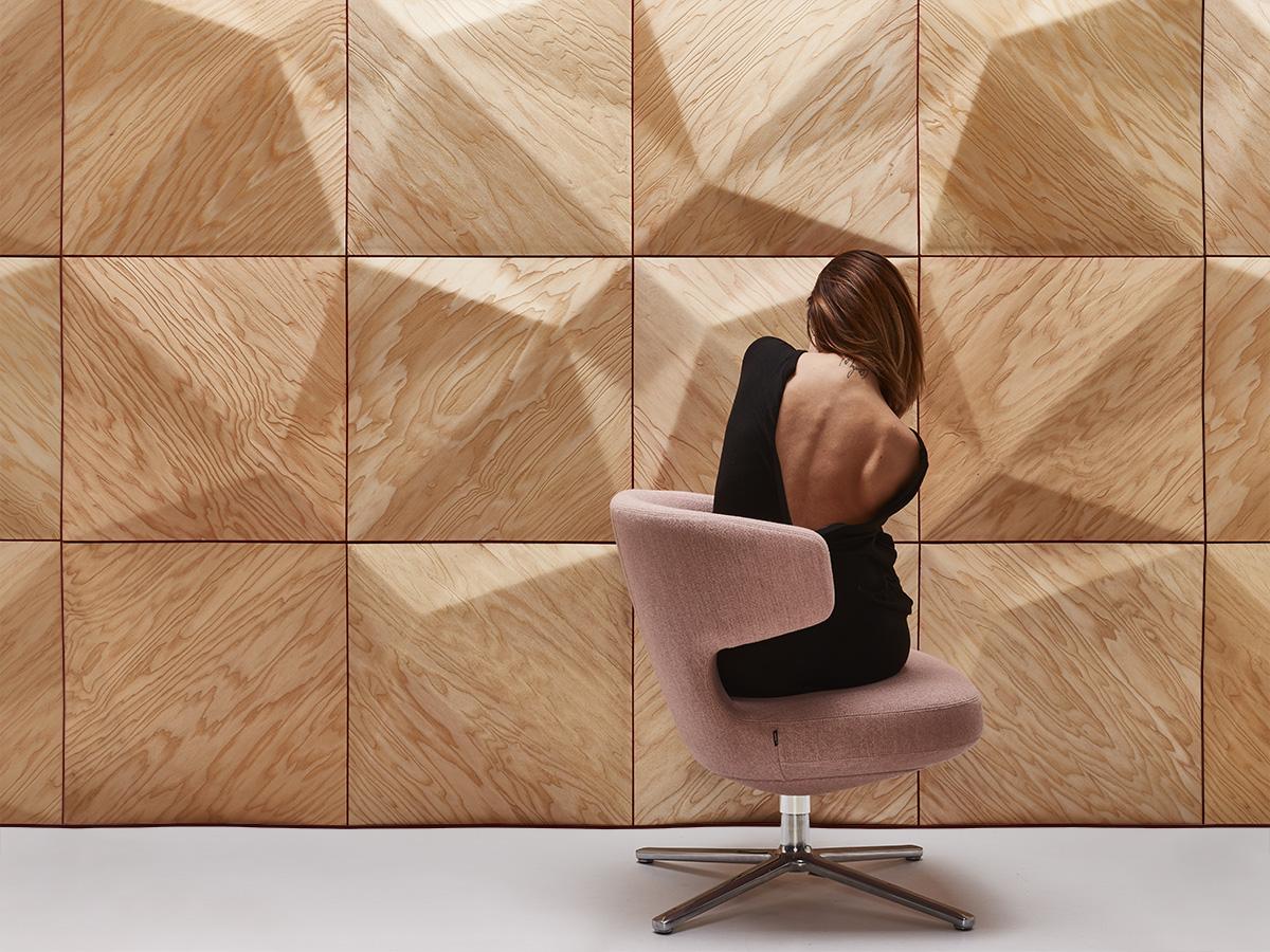 Pannelli 3d in legno designer destinations for Obi pannelli legno