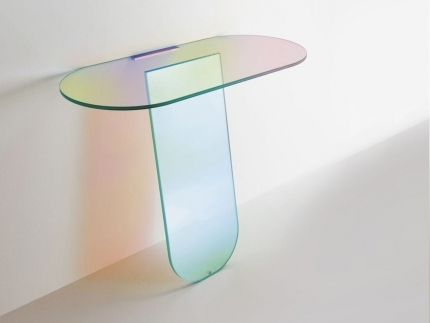 Console: riflessi Arcobaleno
