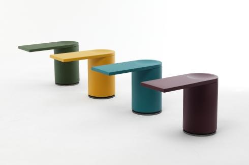 Arredo Multifunzionale: Seduta e Portaoggetti