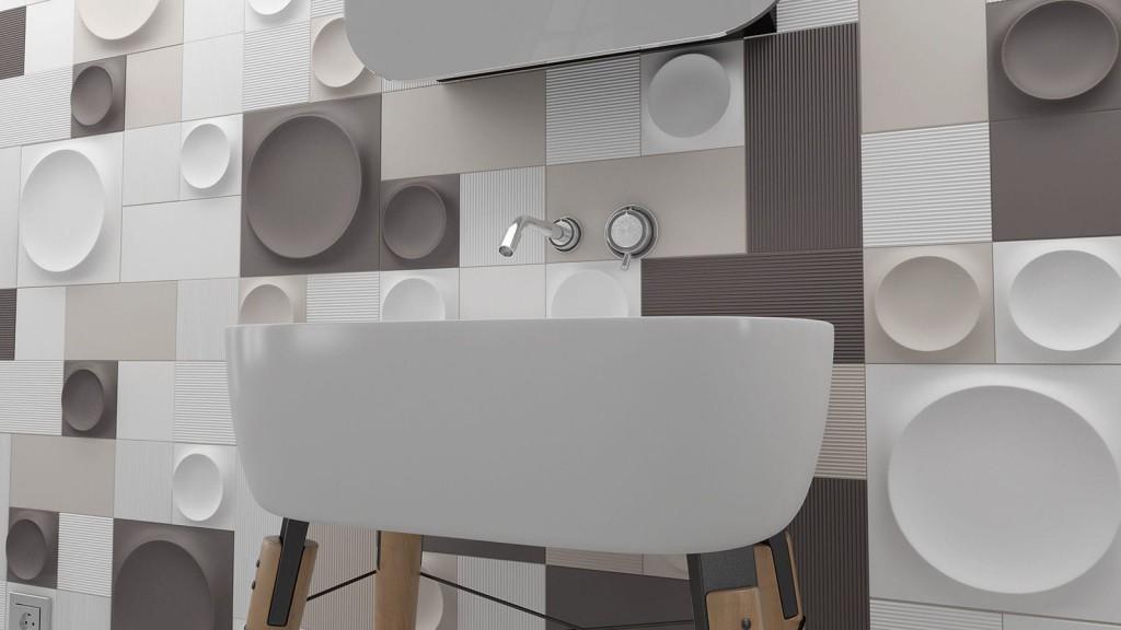 ceramica 3d varie forme